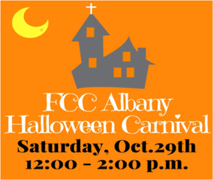 Halloween Carnival @ First Christian Church   Albany   Oregon   United States